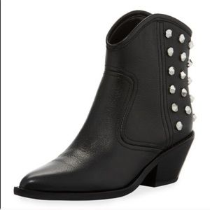 Marc Fisher Western Baily Studded Boot
